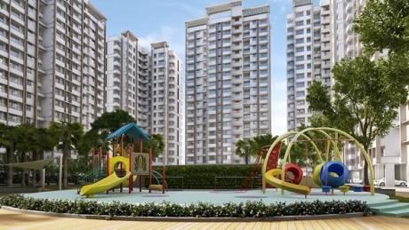 600 sqft, 2 bhk Apartment in Raunak City Sector IV D10 Kalyan West, Mumbai at Rs. 41.0000 Lacs