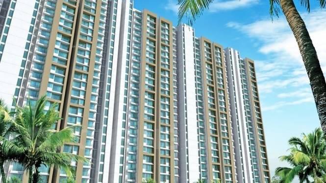 1105 sqft, 3 bhk Apartment in Runwal My City Dombivali, Mumbai at Rs. 45.0000 Lacs