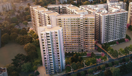 1024 sqft, 2 bhk Apartment in Godrej Central Chembur, Mumbai at Rs. 1.9500 Cr