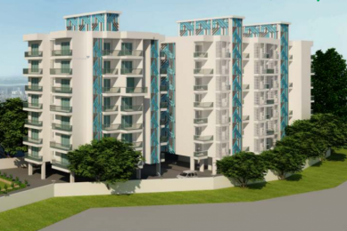 634 sqft, 1 bhk Apartment in Tetris Green Valley Titwala, Mumbai at Rs. 21.0000 Lacs