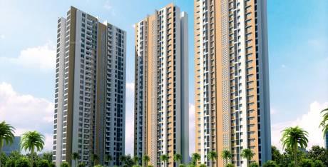 1755 sqft, 3 bhk Apartment in Builder Lodha Luxuria Priva Majiwada Majiwada, Mumbai at Rs. 2.2300 Cr