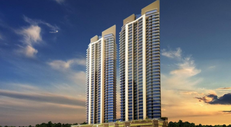 1372 sqft, 3 bhk Apartment in Shreeji Atlantis Malad West, Mumbai at Rs. 2.0500 Cr