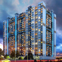745 sqft, 1 bhk Apartment in Vidhi Relators Gaurav Discovery Malad West, Mumbai at Rs. 73.0000 Lacs