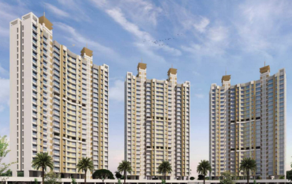 1015 sqft, 2 bhk Apartment in Gurukrupa Marina Enclave Malad West, Mumbai at Rs. 1.3500 Cr