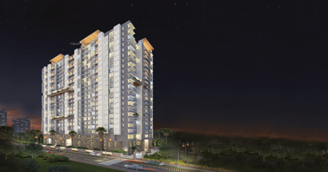 935 sqft, 2 bhk Apartment in Paradigm Ananda Residency Borivali West, Mumbai at Rs. 1.8000 Cr