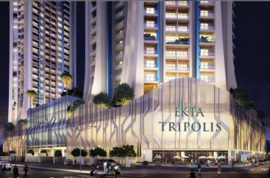1395 sqft, 3 bhk Apartment in Ekta World Tripolis Goregaon West, Mumbai at Rs. 2.6000 Cr