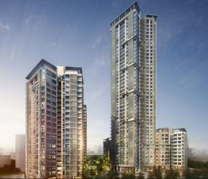 704 sqft, 1 bhk Apartment in CCI Wintergreen Borivali East, Mumbai at Rs. 95.0000 Lacs