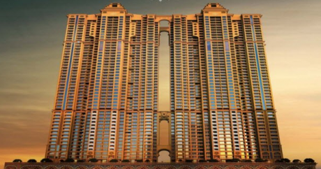 765 sqft, 1 bhk Apartment in Arihant Aalishan Kharghar, Mumbai at Rs. 59.0000 Lacs