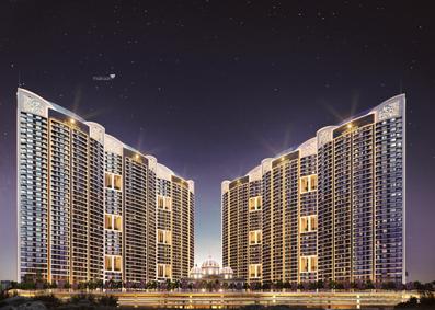 1785 sqft, 3 bhk Apartment in Paradise Paradise Sai World Empire Kharghar, Mumbai at Rs. 1.4400 Cr