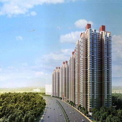 863 sqft, 2 bhk Apartment in Marathon Nexazone Aura 2 Panvel, Mumbai at Rs. 82.0000 Lacs