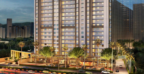 1150 sqft, 3 bhk Apartment in Omkar Omkar International District Andheri East, Mumbai at Rs. 1.6000 Cr