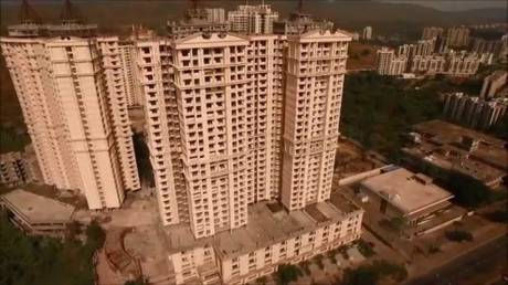 1250 sqft, 2 bhk Apartment in Builder jewels by cosmos group Ghodbunder Road, Mumbai at Rs. 1.0500 Cr