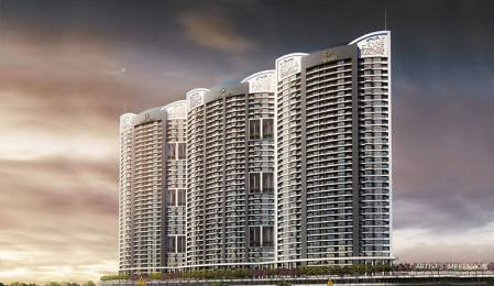 1785 sqft, 3 bhk Apartment in Paradise Paradise Sai World Empire Kharghar, Mumbai at Rs. 1.4500 Cr