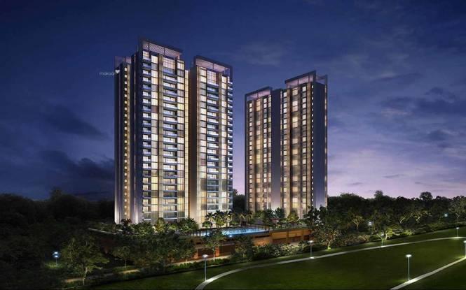 400 sqft, 1 bhk Apartment in Godrej Tranquil Kandivali East, Mumbai at Rs. 80.0000 Lacs
