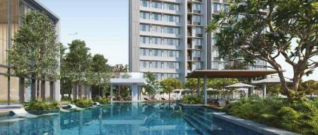 400 sqft, 1 bhk Apartment in Godrej Tranquil Kandivali East, Mumbai at Rs. 80.0000 Lacs