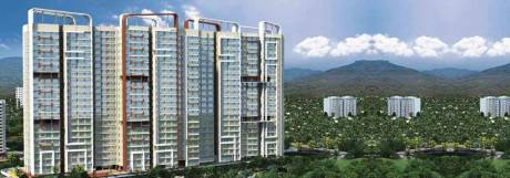 693 sqft, 1 bhk Apartment in Shivam Imperial Heights Kandivali East, Mumbai at Rs. 72.0000 Lacs