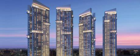 2252 sqft, 4 bhk Apartment in Sheth Auris Serenity Tower 2 Malad West, Mumbai at Rs. 3.8500 Cr
