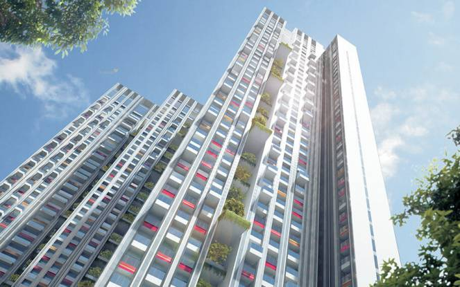 734 sqft, 1 bhk Apartment in Lodha New Cuffe Parade Wadala, Mumbai at Rs. 1.3500 Cr