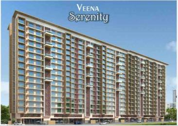 600 sqft, 1 bhk Apartment in Veena Serenity Chembur, Mumbai at Rs. 99.0000 Lacs