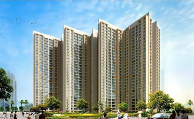 900 sqft, 2 bhk Apartment in Runwal Eirene Thane West, Mumbai at Rs. 85.0000 Lacs