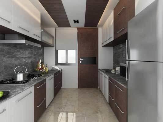 659 sqft, 1 bhk Apartment in Reliable Balaji Aura Taloja, Mumbai at Rs. 39.0000 Lacs