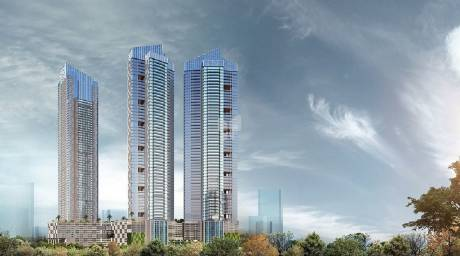 3298 sqft, 4 bhk Apartment in DB Orchid Crown Prabhadevi, Mumbai at Rs. 11.9000 Cr