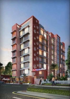 655 sqft, 1 bhk Apartment in Modispaces Amazon Borivali West, Mumbai at Rs. 1.1700 Cr