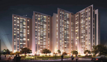 620 sqft, 1 bhk Apartment in Runwal Eirene Thane West, Mumbai at Rs. 65.0000 Lacs
