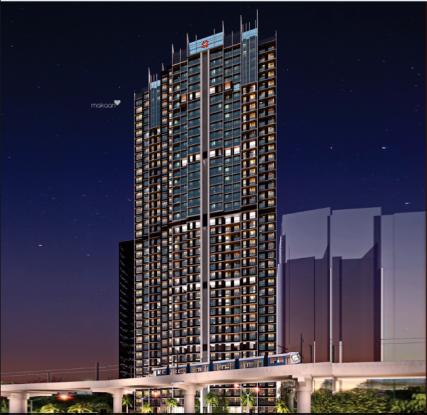 429 sqft, 1 bhk Apartment in Sethia Imperial Avenue Malad East, Mumbai at Rs. 63.0000 Lacs
