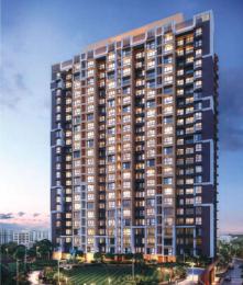 696 sqft, 2 bhk Apartment in Builder Chandak Nishchay Dahisar Mumbai Dahisar, Mumbai at Rs. 95.0000 Lacs
