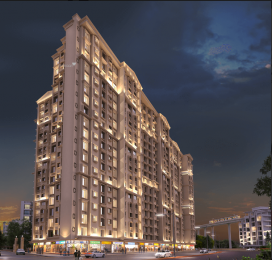 1159 sqft, 2 bhk Apartment in Kanakia Kanakia Sevens Andheri East, Mumbai at Rs. 1.9500 Cr