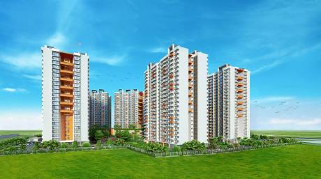 935 sqft, 2 bhk Apartment in Builder PALM MEADOWS Shapoorji Pallonji Joyville Virar west Mumbai Virar, Mumbai at Rs. 39.0000 Lacs