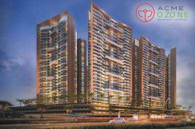 1000 sqft, 2 bhk Apartment in ACME Oakwood and Ashwood Thane West, Mumbai at Rs. 25000