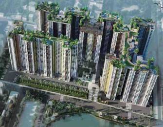 1065 sqft, 2 bhk Apartment in Siddha Eden Lakeville Bonhooghly on BT Road, Kolkata at Rs. 43.9313 Lacs