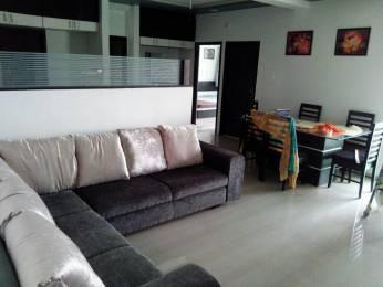 1230 sqft, 2 bhk Apartment in Sonal Highlands Gotri Road, Vadodara at Rs. 17000