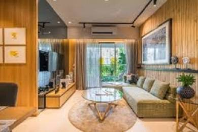1100 sqft, 3 bhk BuilderFloor in Lodha The World Towers World One Tier II Lower Parel, Mumbai at Rs. 4.0000 Cr