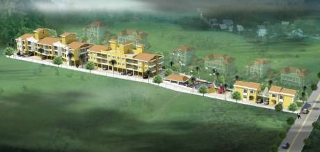 646 sqft, 1 bhk Apartment in Builder Casa Bela Carambolim, Goa at Rs. 28.0000 Lacs