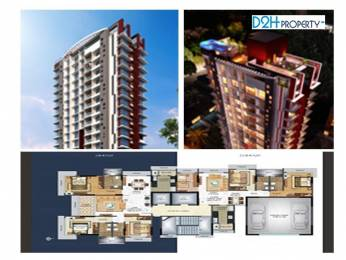 1850 sqft, 3 bhk Apartment in Rachanaa Solitaire Mulund West, Mumbai at Rs. 2.9700 Cr