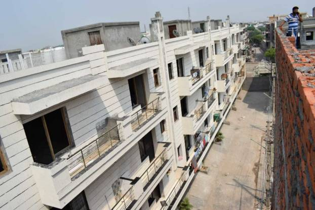 900 sqft, 2 bhk BuilderFloor in Builder Project Gurgaon Faridabad Road, Faridabad at Rs. 36.0000 Lacs