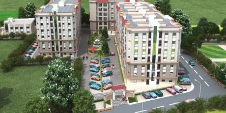721 sqft, 2 bhk Apartment in Sky Kasturi Heights Wathoda, Nagpur at Rs. 16.5830 Lacs