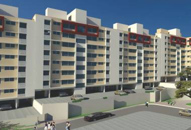 526 sqft, 1 bhk Apartment in Nirman Vrindavan Gardens Satpur, Nashik at Rs. 17.0000 Lacs