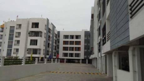 605 sqft, 2 bhk Apartment in Creations Genesis Navallur, Chennai at Rs. 14500