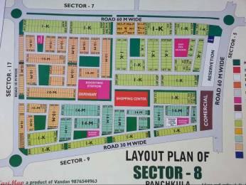 2250 sqft, 2 bhk BuilderFloor in Builder RESIDENTIAL BUILT UP FLOOR Sector 8 B Road, Panchkula at Rs. 60.0000 Lacs
