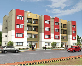 659 sqft, 2 bhk Apartment in Vishal Kanchan Ganga Hingna, Nagpur at Rs. 3500