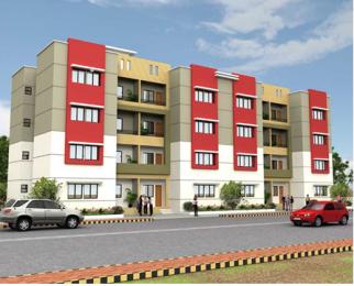 659 sqft, 2 bhk Apartment in Vishal Kanchan Ganga Hingna, Nagpur at Rs. 3500