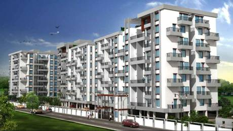 653 sqft, 1 bhk Apartment in Goyal My Home MH 14 Talegaon Talegaon, Pune at Rs. 24.0000 Lacs