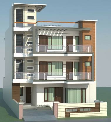 1800 sqft, 3 bhk BuilderFloor in Builder Project 12 Sector A, Panchkula at Rs. 1.1500 Cr