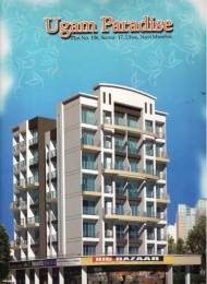 1200 sqft, 2 bhk Apartment in Srishti Ugam Paradise Sector 17 Ulwe, Mumbai at Rs. 62.0000 Lacs
