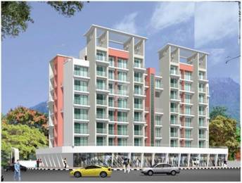 650 sqft, 1 bhk Apartment in Platinum Sai Drushti Sector 17 Ulwe, Mumbai at Rs. 46.0000 Lacs