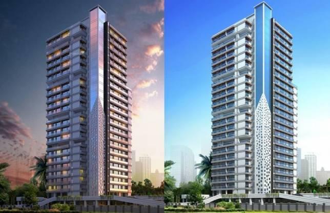 927 sqft, 2 bhk Apartment in Dedhia Elita Thane West, Mumbai at Rs. 92.0000 Lacs